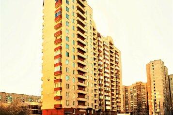 1-комн. квартира, 45 кв.м. на 3 человека, улица Кораблестроителей, 16/3, Санкт-Петербург - Фотография 2