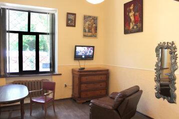 1-комн. квартира, 48 кв.м. на 4 человека, Дувановская улица, 3, Евпатория - Фотография 1