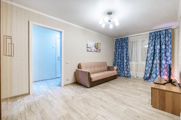 1-комн. квартира, 50 кв.м. на 2 человека, Меридианная улица, 13, Казань - Фотография 1