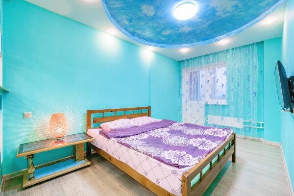 1-комн. квартира, 50 кв.м. на 4 человека, улица Четаева, 14А, Казань - Фотография 1