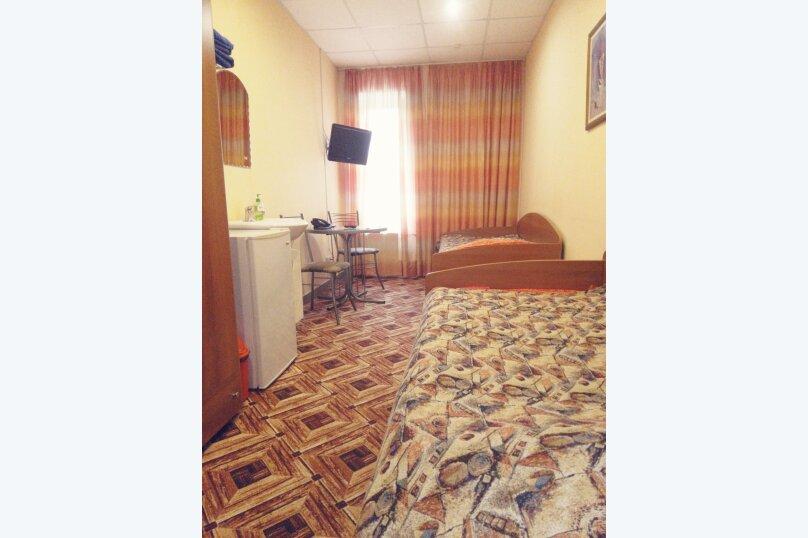 Эконом двухместный, Фонтанная улица, 1А/1, Пермь - Фотография 1