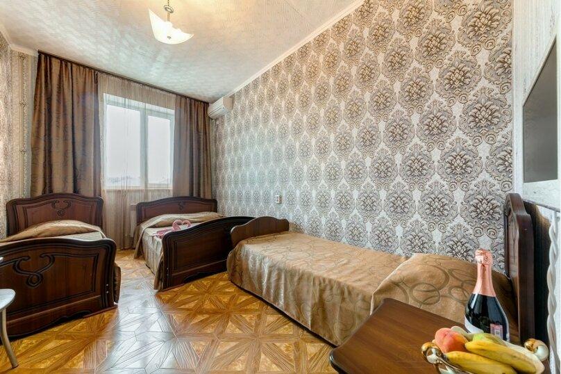 «Стандарт 4» Однокомнатный 4-х местный номер, Макаровой , 7, Геленджик - Фотография 5