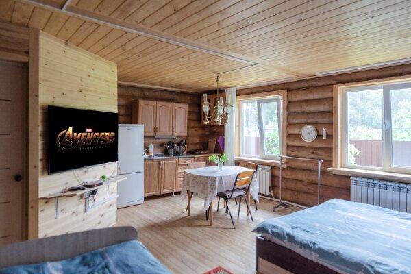 Селигер - коттедж №4, 70 кв.м. на 3 человека, 1 спальня
