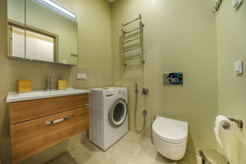 1-комн. квартира, 30 кв.м. на 2 человека, набережная Макарова, 60, Санкт-Петербург - Фотография 10