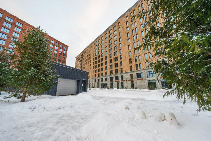1-комн. квартира, 30 кв.м. на 2 человека, набережная Макарова, 60, Санкт-Петербург - Фотография 20