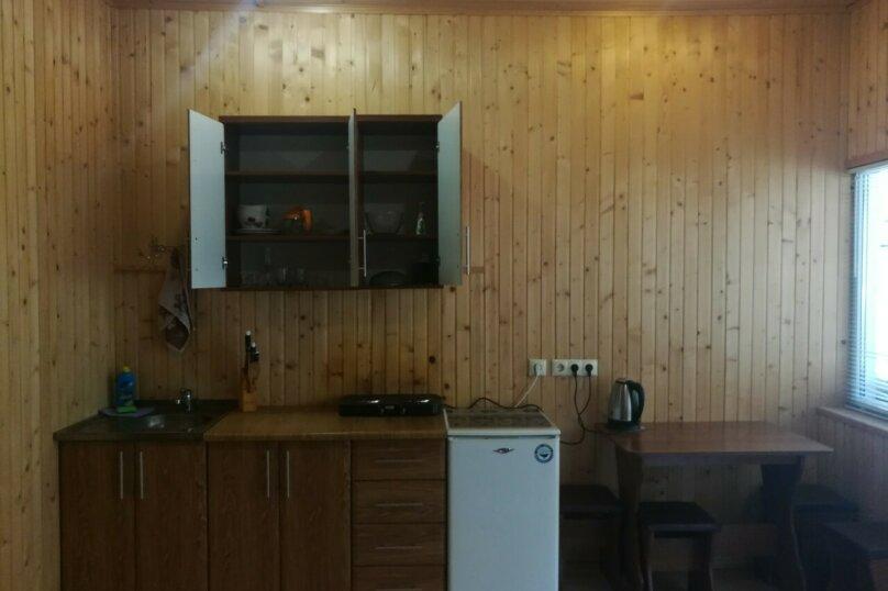 Четырехместный номер с кухней и с балконом 3,4, Алупкинское шоссе, 11Г, Мисхор - Фотография 8