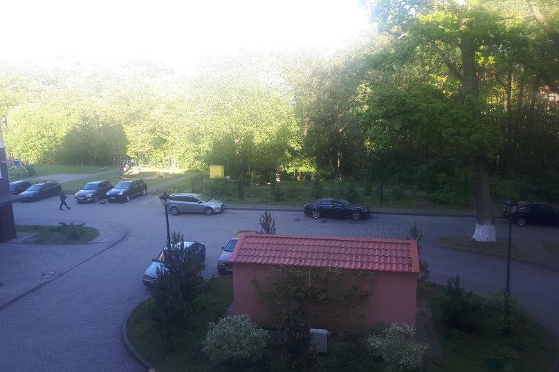 1-комн. квартира, 37 кв.м. на 3 человека, Балтийская улица, 15, Светлогорск - Фотография 3