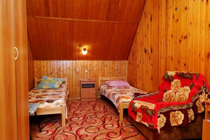 1-но комнатный 2-х местный семейный, улица Куникова, 3, Геленджик - Фотография 4