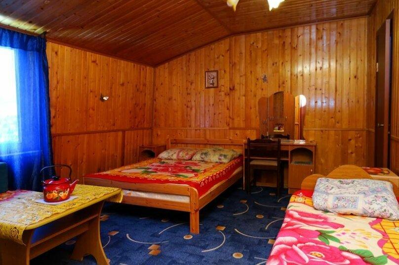 1-но комнатный 3-х местный, улица Куникова, 3, Геленджик - Фотография 4