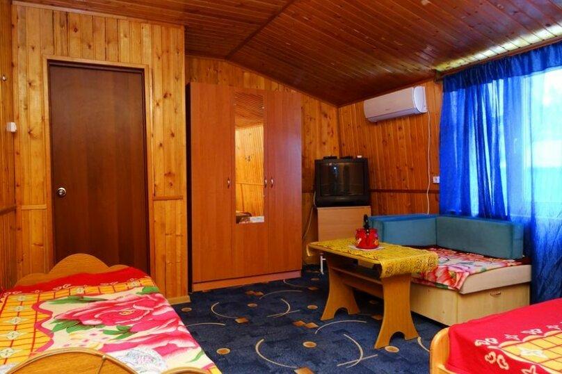 1-но комнатный 3-х местный, улица Куникова, 3, Геленджик - Фотография 5