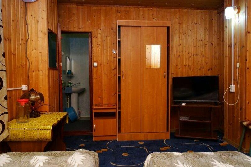 1-но комнатный 2-х местный семейный, улица Куникова, 3, Геленджик - Фотография 9