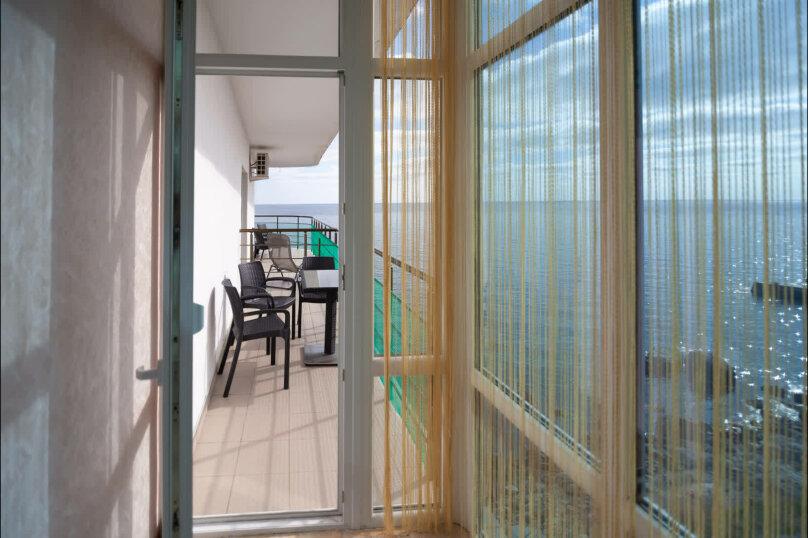 3-комн. квартира, 80 кв.м. на 4 человека, улица Космонавтов, 10, Форос - Фотография 10