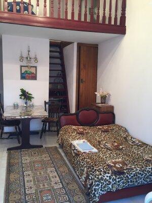 2-комн. квартира, 60 кв.м. на 4 человека, улица Когония, 62, Сухум - Фотография 1