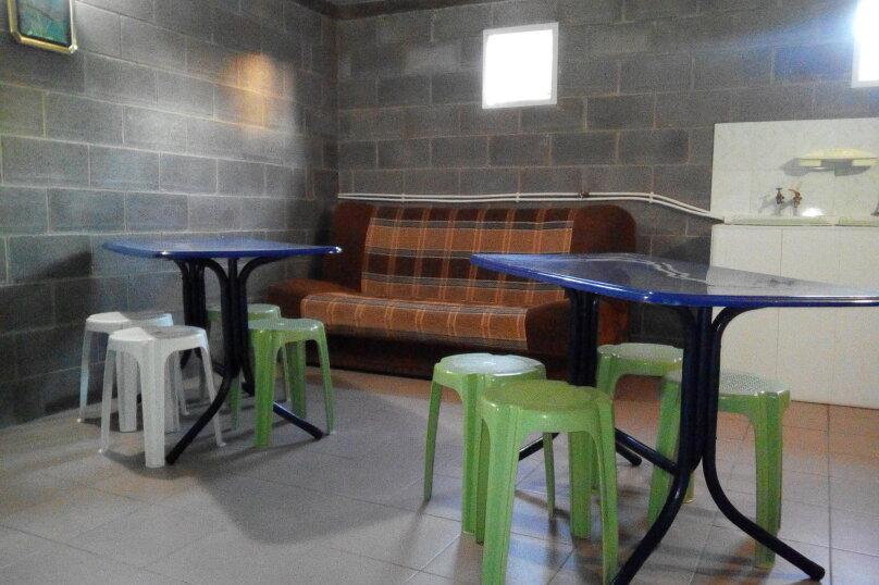 3х-4х местный номер, Виноградная улица, 16, Малореченское - Фотография 3