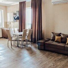 Апартаменты, 120 кв.м. на 8 человек, 3 спальни, Абрикосовая , 6, Прасковеевка - Фотография 1