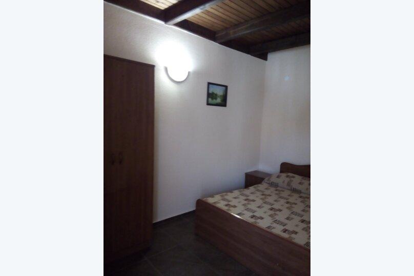 в двух комнатах стандарт  с кухней без балкона 4 места , Луговая , 4, Архипо-Осиповка - Фотография 1