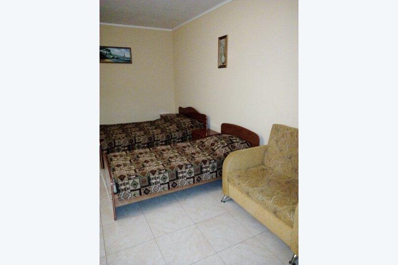 комната стандарт  4х местная , Луговая , 4, Архипо-Осиповка - Фотография 7
