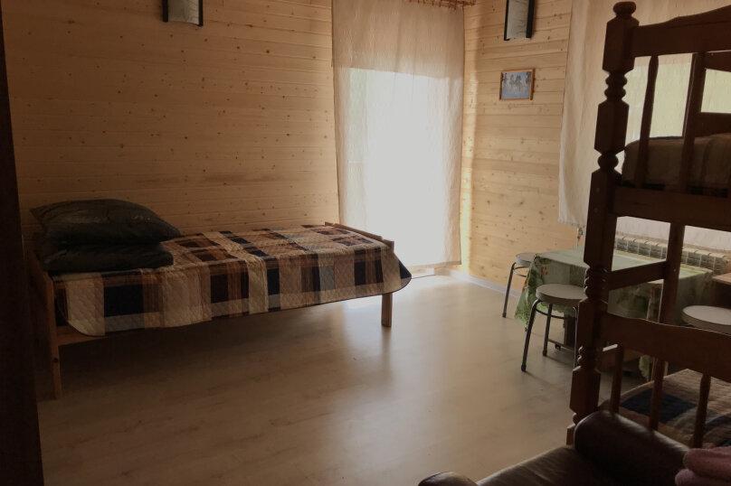 """Коттедж """"Берег у леса"""", 140 кв.м. на 6 человек, 2 спальни, СОНТ Гранит, 99А, Сортавала - Фотография 5"""