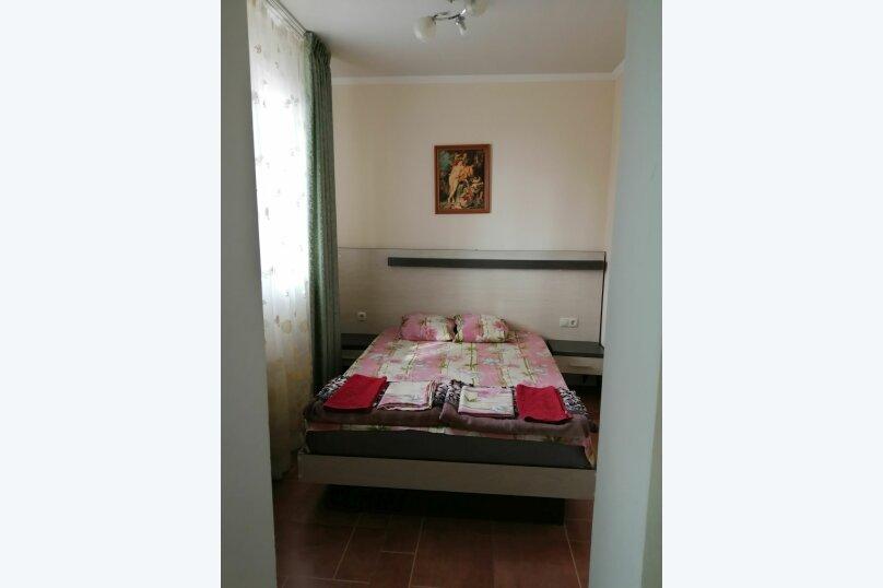 2.5 Стандарт 2-х местный с двухспальной кроватью, улица Циолковского, 42, Геленджик - Фотография 1