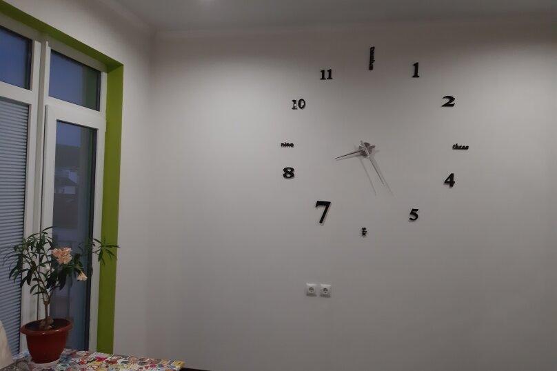 1-комн. квартира, 38 кв.м. на 4 человека, ПРАСКОВЕЕВСКАЯ, 11, Геленджик - Фотография 27