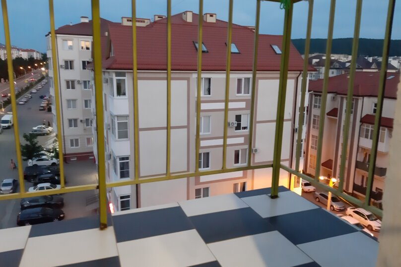 1-комн. квартира, 38 кв.м. на 4 человека, ПРАСКОВЕЕВСКАЯ, 11, Геленджик - Фотография 28