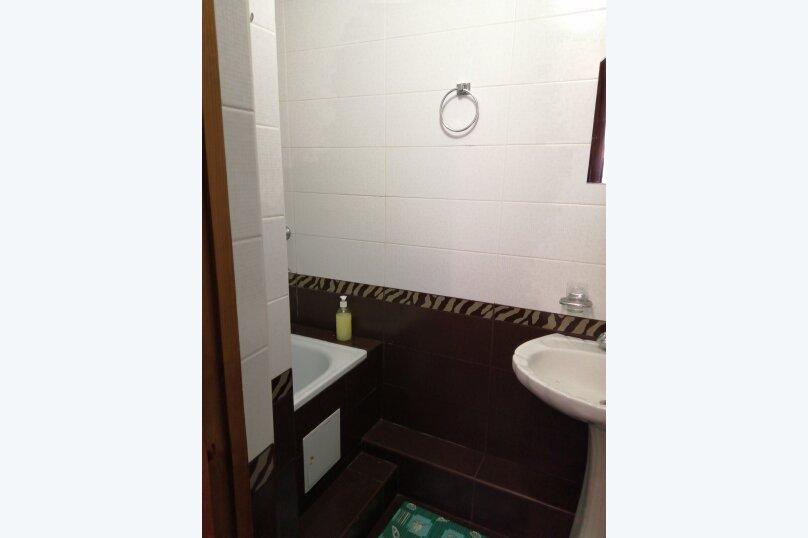 2.1, 2.2, 2.3 Стандарт  2-х местный с отдельными кроватями в корпусе № 1 , улица Циолковского, 42, Геленджик - Фотография 2