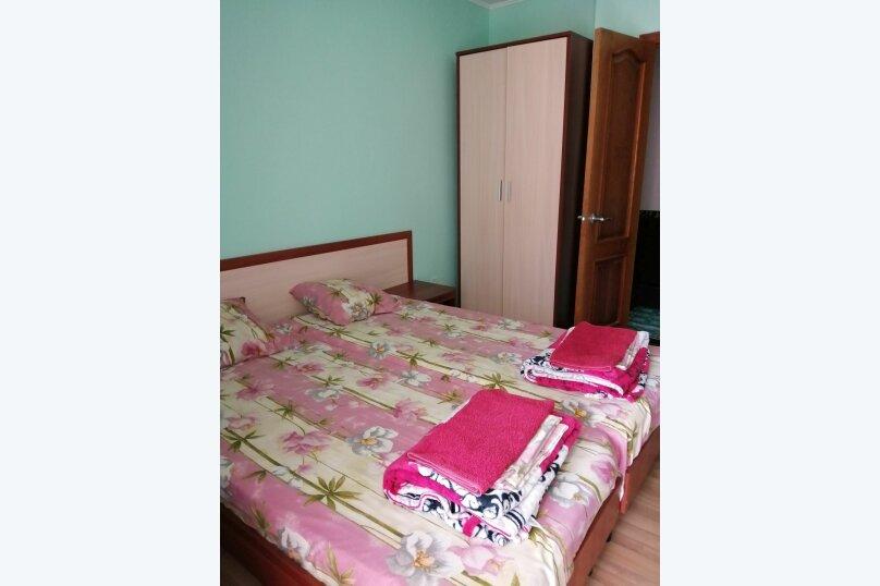 2.1, 2.2, 2.3 Стандарт  2-х местный с отдельными кроватями в корпусе № 1 , улица Циолковского, 42, Геленджик - Фотография 5