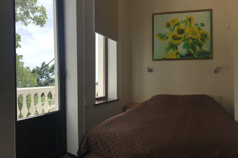 Двухместный номер с 1 кроватью и балконом , Кореизское шоссе, 2Т, Кореиз - Фотография 2