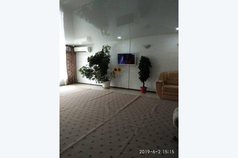 2-комн. квартира, 90 кв.м. на 6 человек, улица Краснозеленых, 29к1, Анапа - Фотография 6