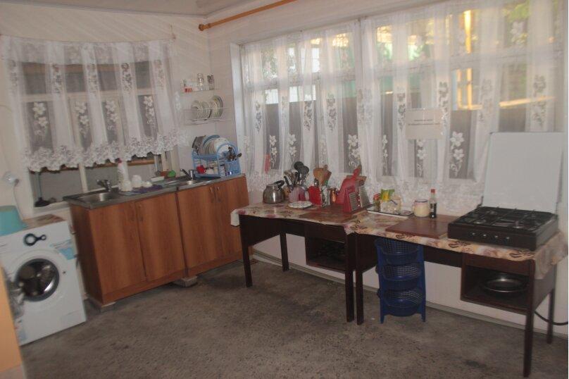 3-хместный номер с общим балконом на 1-ом этаже (в номере душ, туалет, кондиционер, телевизор, холодильник), улица Ленина, 221/12, Адлер - Фотография 7