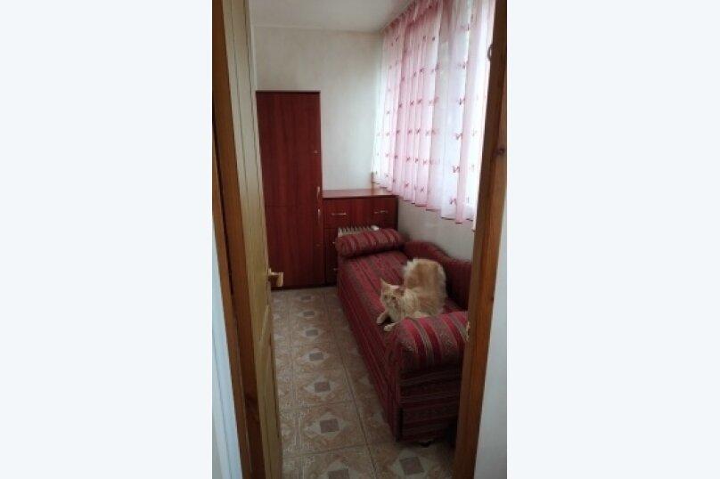 1-комн. квартира, 31 кв.м. на 2 человека, улица Подвойского, 32, Гурзуф - Фотография 9