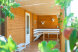 Деревянный коттедж №3, 37 кв.м. на 5 человек, 2 спальни, Приморская улица, 42, Благовещенская - Фотография 5
