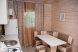 Деревянный коттедж №3, 37 кв.м. на 5 человек, 2 спальни, Приморская улица, 42, Благовещенская - Фотография 7