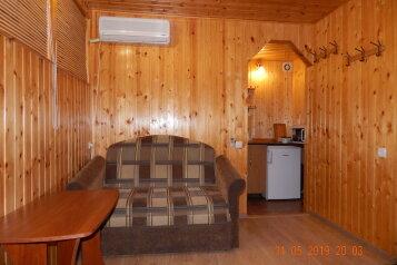 Уютный  домик  в  частном  секторе , 15 кв.м. на 2 человека, 1 спальня, улица Щепкина, 1, Алупка - Фотография 1