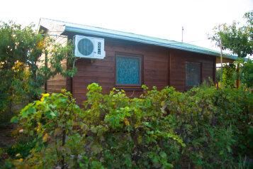 Деревянный коттедж №3, 37 кв.м. на 5 человек, 2 спальни, Приморская улица, 42, Благовещенская - Фотография 2