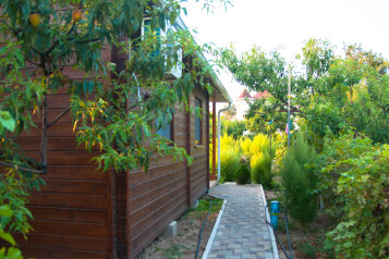 Деревянный коттедж №3, 37 кв.м. на 5 человек, 2 спальни, Приморская улица, 42, Благовещенская - Фотография 3
