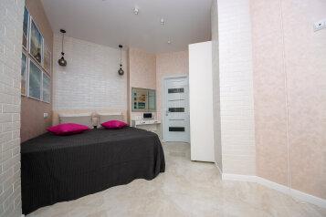 2-комн. квартира, 35 кв.м. на 4 человека, Черноморская набережная, 1Д, Феодосия - Фотография 3