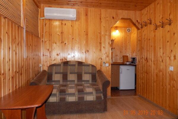 Уютный  домик  в  частном  секторе , 20 кв.м. на 2 человека, 1 спальня, улица Щепкина, 1, Алупка - Фотография 1