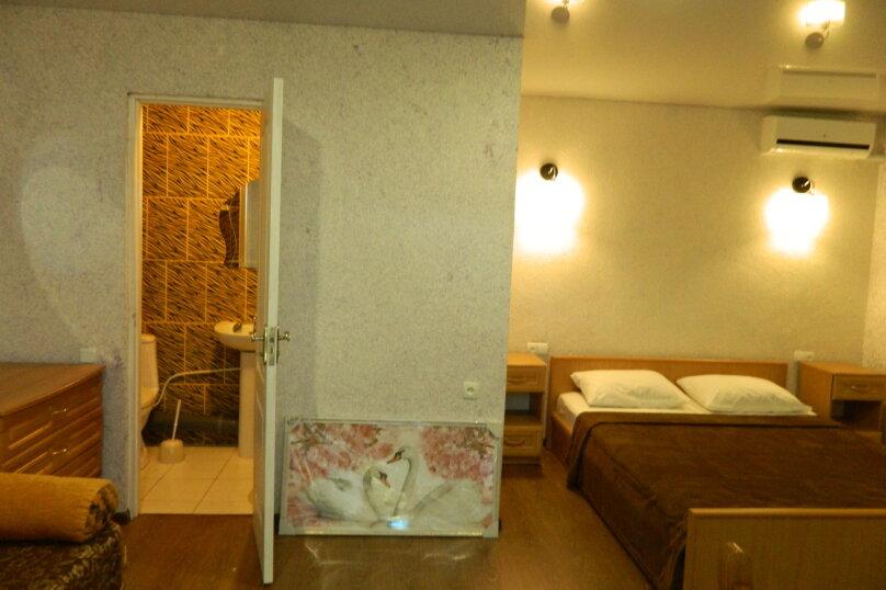 Номер 10 -люкс (с кондиционером) , Уютная, 21, село Андреевка - Фотография 1