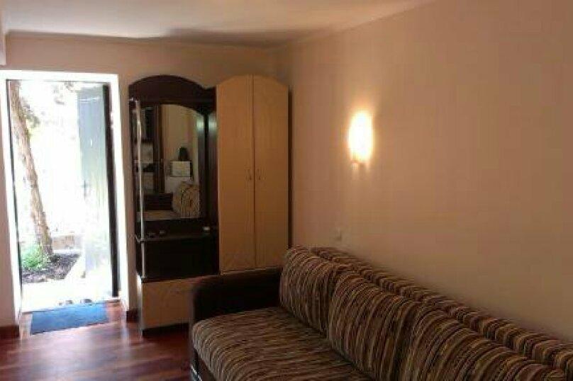 1-комн. квартира, 20 кв.м. на 2 человека, Алупкинское шоссе, 30Р, Гаспра - Фотография 4