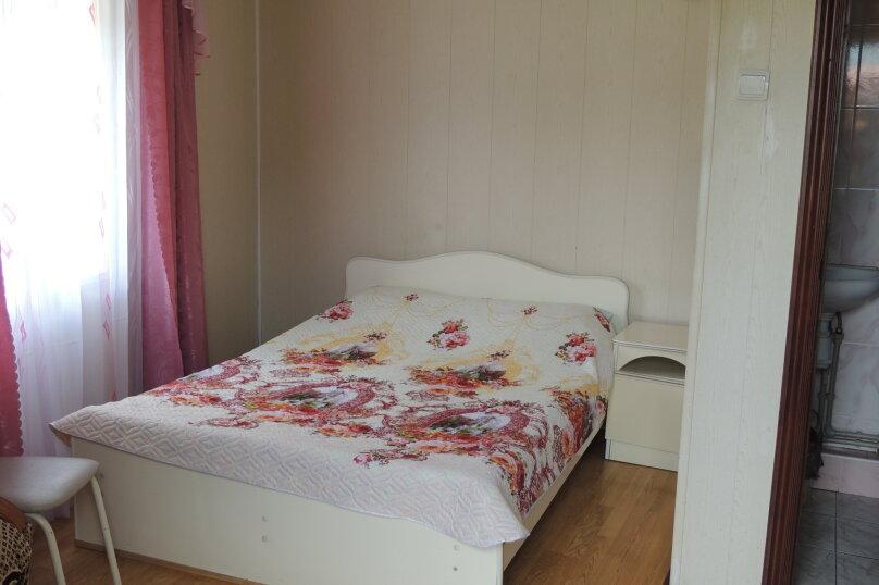 Стандарт 1 категории (Двухместный с 1 двуспальной кроватью ) , Морская , 1а, Ольгинка - Фотография 1