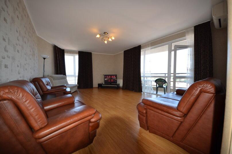 2-комн. квартира, 99 кв.м. на 6 человек, переулок Богдана Хмельницкого, 10, Адлер - Фотография 3