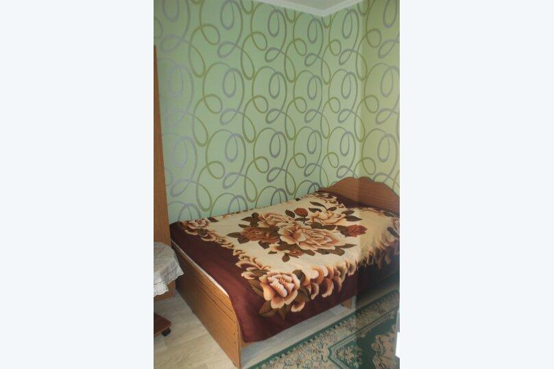3-хместный номер с общим балконом на 1-ом этаже (в номере душ, туалет, кондиционер, телевизор, холодильник), улица Ленина, 221/12, Адлер - Фотография 14