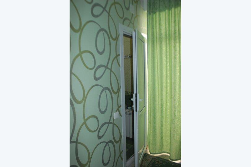 3-хместный номер с общим балконом на 1-ом этаже (в номере душ, туалет, кондиционер, телевизор, холодильник), улица Ленина, 221/12, Адлер - Фотография 18