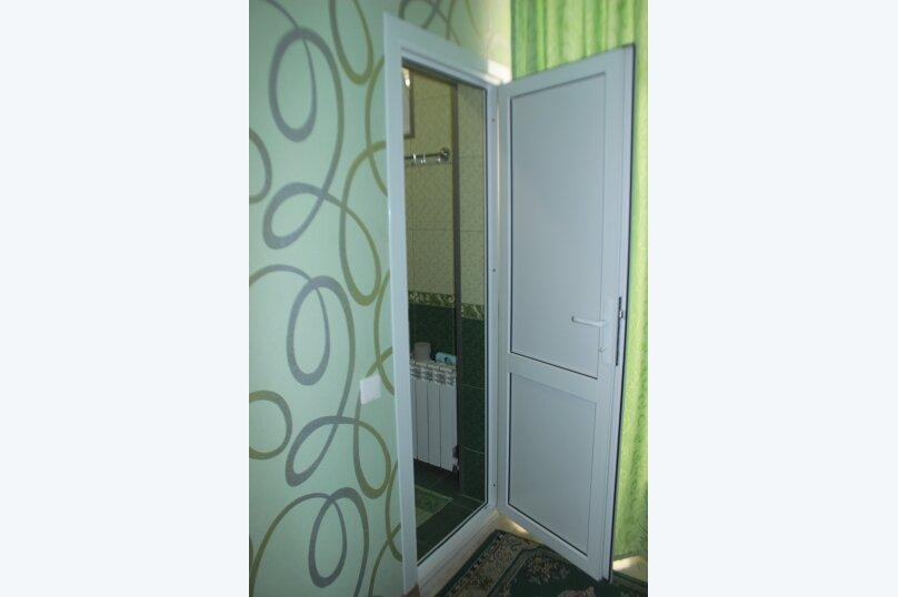 3-хместный номер с общим балконом на 1-ом этаже (в номере душ, туалет, кондиционер, телевизор, холодильник), улица Ленина, 221/12, Адлер - Фотография 26