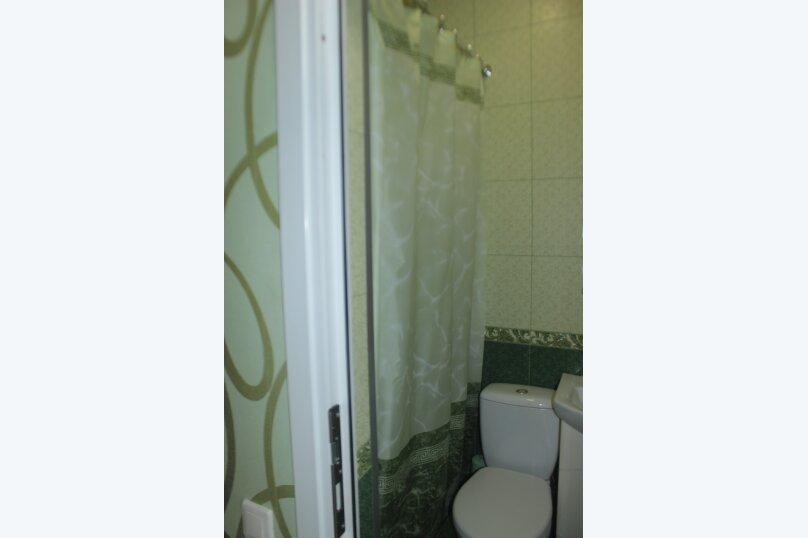 3-хместный номер с общим балконом на 1-ом этаже (в номере душ, туалет, кондиционер, телевизор, холодильник), улица Ленина, 221/12, Адлер - Фотография 28