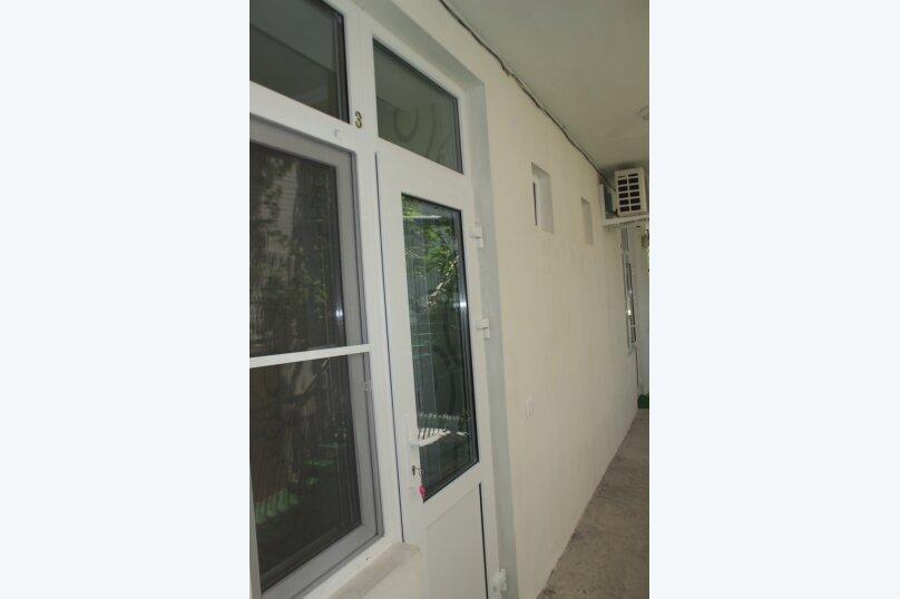 3-хместный номер с общим балконом на 1-ом этаже (в номере душ, туалет, кондиционер, телевизор, холодильник), улица Ленина, 221/12, Адлер - Фотография 34