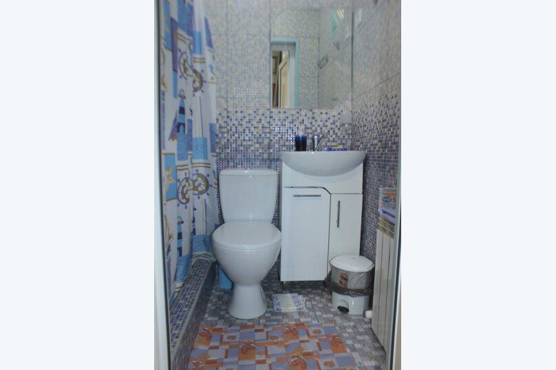 3-хместный номер с общим балконом на 1-ом этаже (в номере душ, туалет, кондиционер, телевизор, холодильник), улица Ленина, 221/12, Адлер - Фотография 41