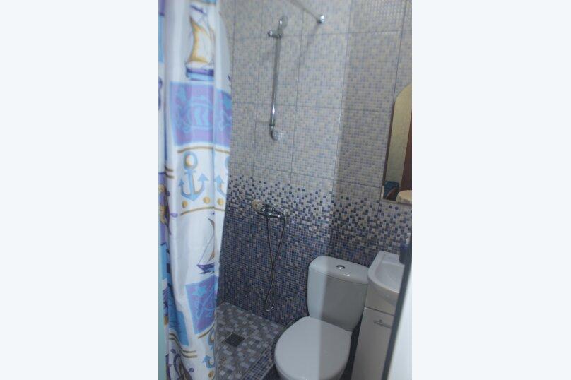3-хместный номер с общим балконом на 1-ом этаже (в номере душ, туалет, кондиционер, телевизор, холодильник), улица Ленина, 221/12, Адлер - Фотография 46