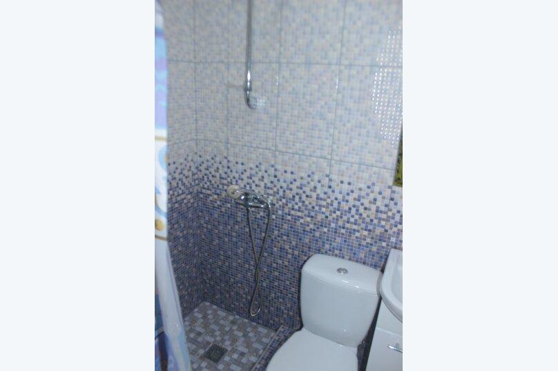 3-хместный номер с общим балконом на 1-ом этаже (в номере душ, туалет, кондиционер, телевизор, холодильник), улица Ленина, 221/12, Адлер - Фотография 47